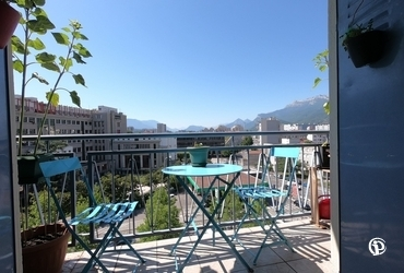 Appartement - 96m² grenoble - 38000