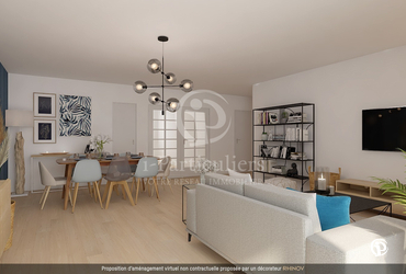 Appartement - 112.04m² vanves - 92170