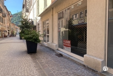 Local Commercial - 90m² moutiers - 73600