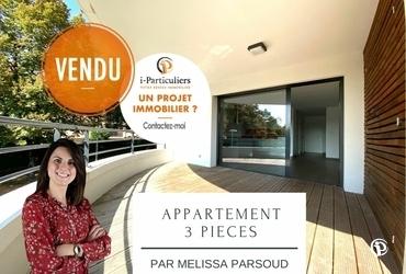 Appartement - 74.85m² annecy le vieux - 74940