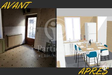 Maison - 98m² st nazaire en royans - 26190