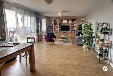 Appartement - 94m² eaubonne - 95600