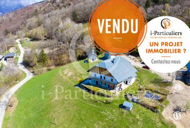 Maison - 130m² venthon - 73200