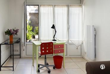 Appartement - 33m² paris - 75018