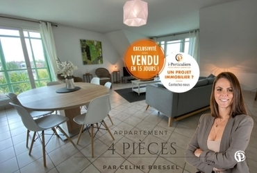 Appartement - 99.13m² st omer - 62500