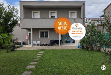 Maison - 150m² bourg de peage - 26300
