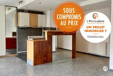 Appartement - 80m² gaillard - 74240
