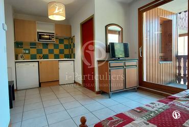 Appartement - 25m² st francois longchamp - 73130