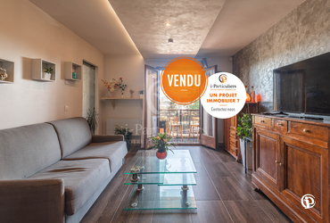 Appartement - 48.8m² prevessin moens - 01280