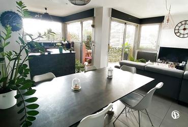 Appartement - 72m² romans sur isere - 26100