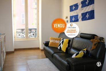 Appartement - 45.6m² vinay - 38470