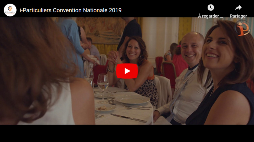 i-Particuliers Convention Nationale 2018