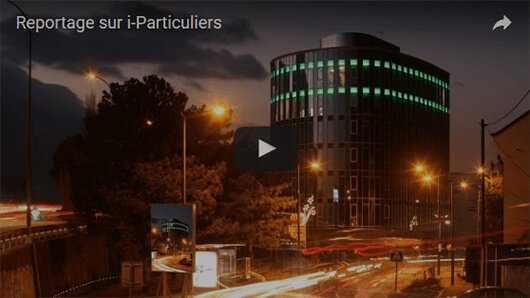 Reportage sur i-Particuliers